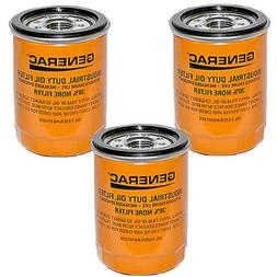 Generac 070185E PK3 90mm High Capacity Extended Duty Oil Fil