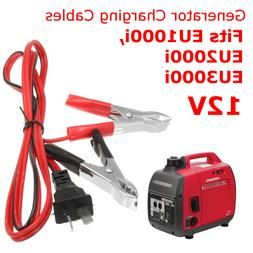 1.2M 12V DC Charging Cables Cord Wires For Honda Generator E