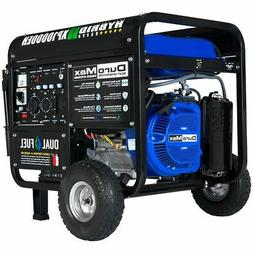 DuroMax XP10000EH 10,000-Watt Electric Start Dual Fuel Hybri