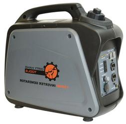 Dirty Hand Tools 104610 1200W Inverter Generator - Gas Power