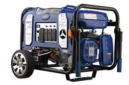 Ford 11,050W Dual Fuel Portable Generator with Switch & Go T