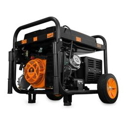 11000/8,300-Watt 120V/240V Dual Fuel Gasoline and Propane Po