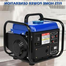 1200W Portable Gas Generator Emergency Home Back Up Power Ca