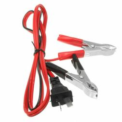 12V Generator DC Charging Cable Cord Wires For Honda Generat