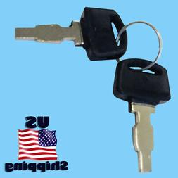 2 DuroStar Ignition Switch Keys for DS4000WGE DS4400E DS1000