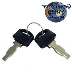2 DuroMax Ignition Switch Keys for XP10000EH XP12000E XP1200