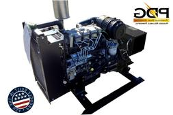 20 kw single or three phase Perkins Diesel Generator with DS