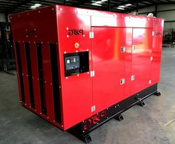 200 kW Natural Gas Generator PDG in Weather Enclosure by PDG