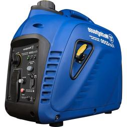 Westinghouse 2200W Quiet Portable Gas Powered Inverter Gener