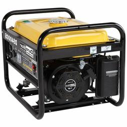 DuroStar 3300 Running Watts/4000 Starting Watts Gas Powered