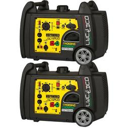 Champion 3400 Watt Portable Electric Start Dual Fuel Inverte
