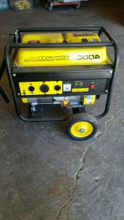 Champion 3500-Watt RV Ready Portable Generator with Wheel Ki