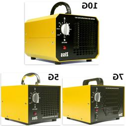 5000/7000/10000mg/h Ozone Generator Commercial Air Purifier