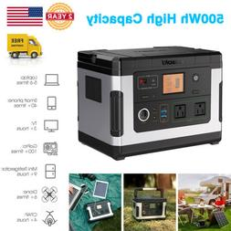 500Wh Portable Charging Station Emergency Power Generator St