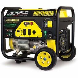 Champion 5500 watt Dual Fuel Generator #100231