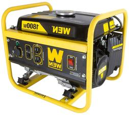 56180 1500 1800 watts gas portable generator