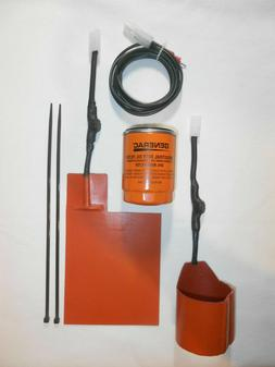 Generac 6212 - Cold Weather Kit for Air-Cooled Home Standby