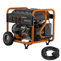 Generac 6931 8000 Watts - Electric Start Generator with Cord