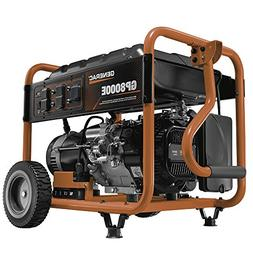 Generac 6931R 420cc Gas 8,000 Watts Portable Generator with