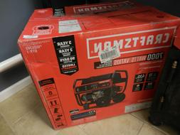 Craftsman 7000 Watt Gas Generator Model CMXGGAS030733  #4113