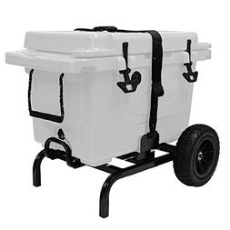 Garden Star 70135 Universal Fit Cooler Cart, Black