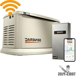 Generac 7210 24k Home Standby Generator 200amp 3R PWRview AT