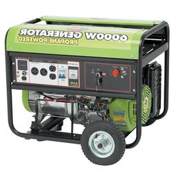 Allpower 6000W Propane Generator with Electric Start, APG356
