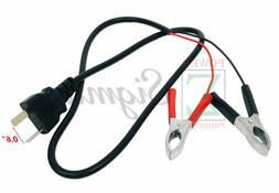 Brand New Generator T Shape Plug Battery Charging Cord Cable
