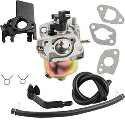 HURI Carburetor + Intake Manifold + Gaskets for Champion Pow