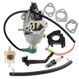 Panari Carburetor + Insulator for Champion 40023 40030 41135