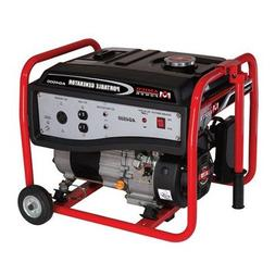 Amico Power Corp 3,500 Watt Gasoline Generator with Wheel Ki