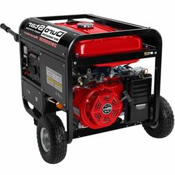 DS10000E Gas Generator DuroStar 10000 Watt 16 HP Portable 10