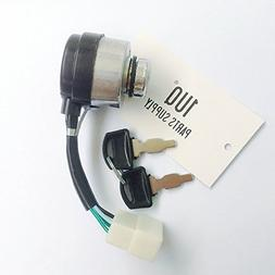 1UQ Electric Start Switch Ignition Key Switch For Champion P