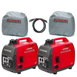 Honda 2-Piece EU2000i 2000W Generator, 2-Piece Inverter with