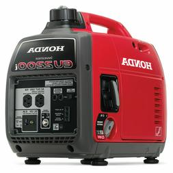 Honda EU2200i 2200-Watt Super Quiet Gas Power Portable Inver