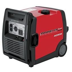 Honda EU3000iH 3000 Watt Portable Quiet Inverter Parallel Ca