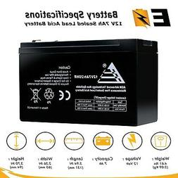 ExpertBattery 12V 7Ah Battery Replacement for Champion 3500/