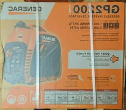 Generac Extremely-Quiet Portable Inverter Generator GP2200i