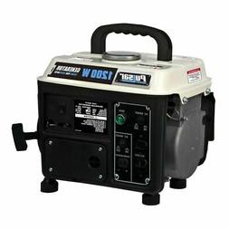 Pulsar Gas 2 stroke Peak 1200W Rated 900W Generator