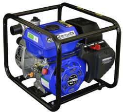 DuroMax XP650WP 3-Inch Intake 7 HP OHV 4-Cycle 220-Gallon-Pe