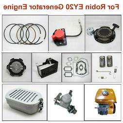 Gasket Switch Spring Air Filter Replacement Kit For Robin EY