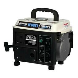 Gasoline/Oil Mix Powered Emergency Generator for Camping RV