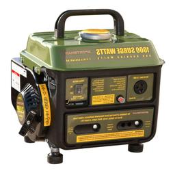 Buffalo GEN1000 1000-Watt 2 Cycle Generator
