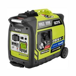 Generator Bluetooth 2,300 Starting Watt Super Quiet Gas Powe