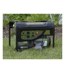2000W Generator Can run for 9 hours on 1.2 gallons of gasoli