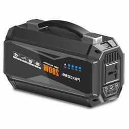 PAXCESS Generator Portable Power Station-280W/67500mAh -Lith