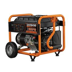 GP5500 6,875 Watt 389cc OHV Portable Gas Powered Generator