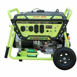 Green-Power America GPG8000EW 8000W Pro Series Recoil Electr