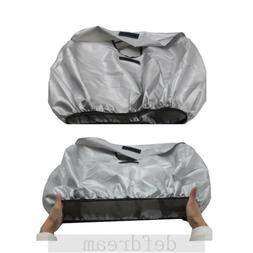 All Weather Silver Polyester Dust Cover Accessories for Hond