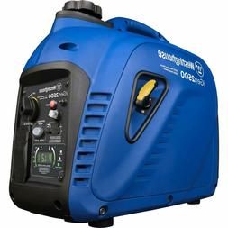 Westinghouse iGen2500 Portable Inverter Generator - 2200 Rat